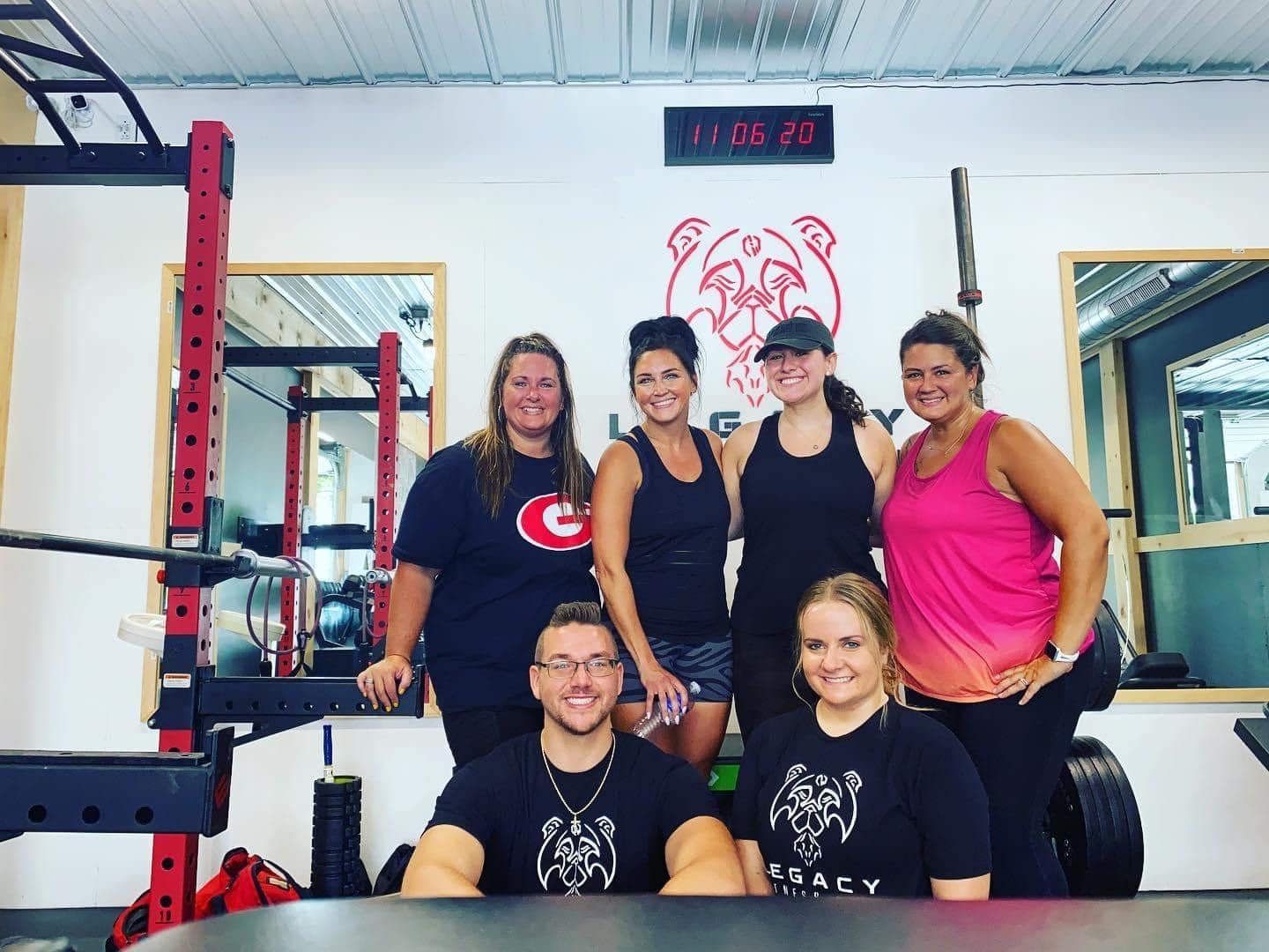 Upstate New York Summer Trip, stilettos and diapers, Legacy fitness guilderland, NY