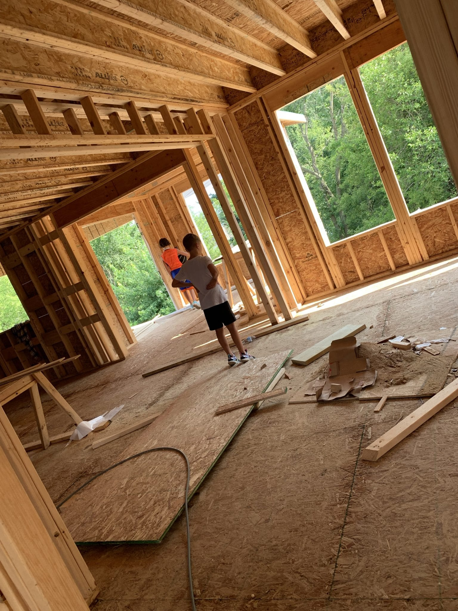New House Build, Moving, Michigan Move, Stilettos and diapers, Molly Wey