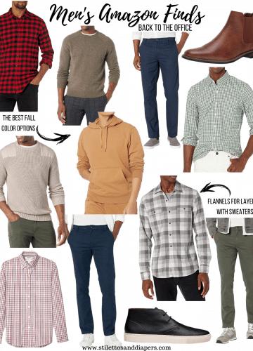 Amazon Mens Fall fashion, #Founditonamazon, Stilettos and Diapers