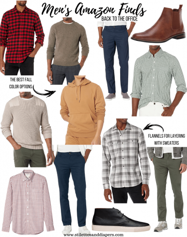 Fall Men's Amazon Finds