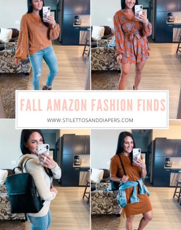 Fall Amazon Fashion Finds
