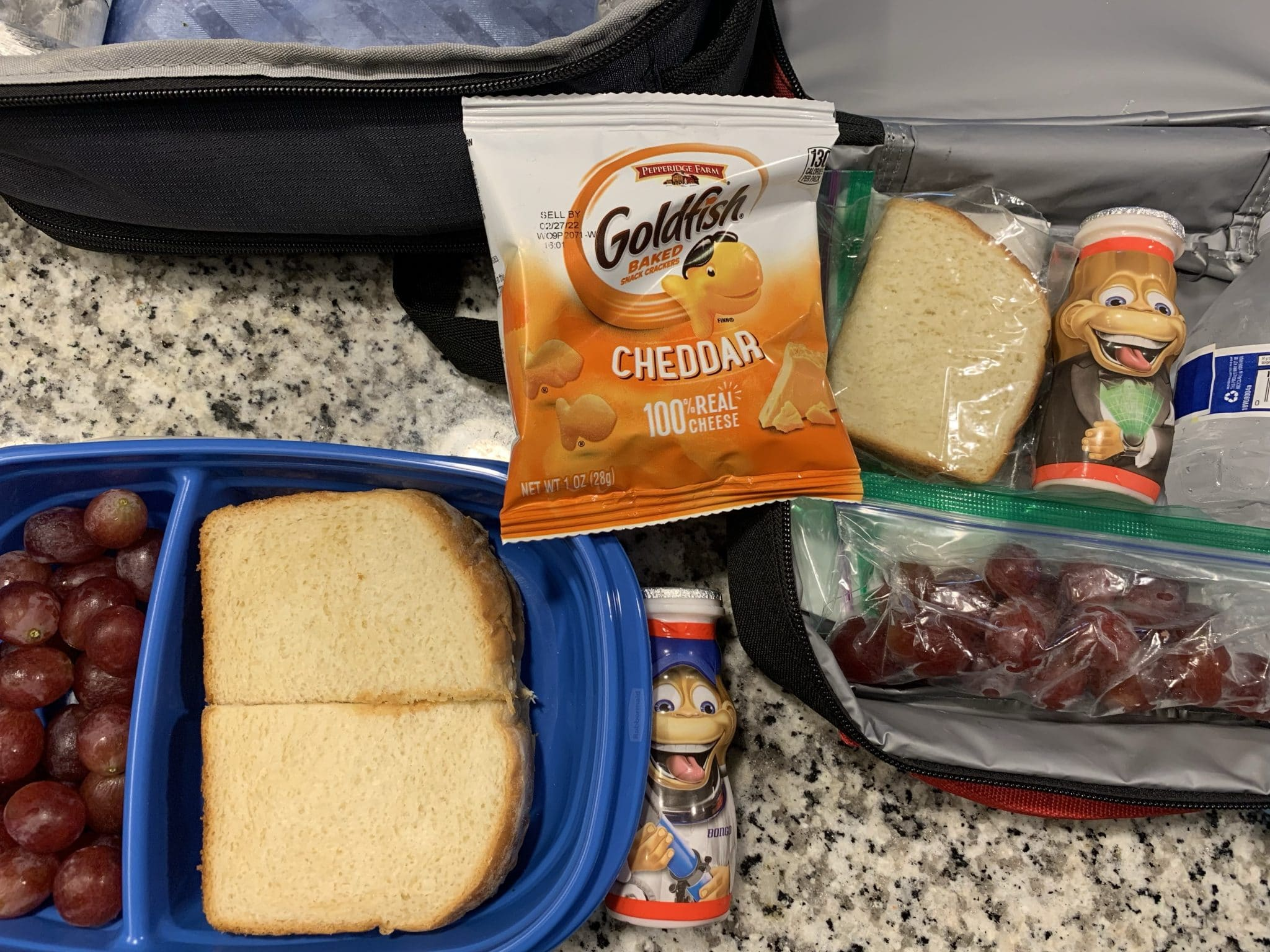 Back to school kid lunch ideas, Stilettos and Diapers