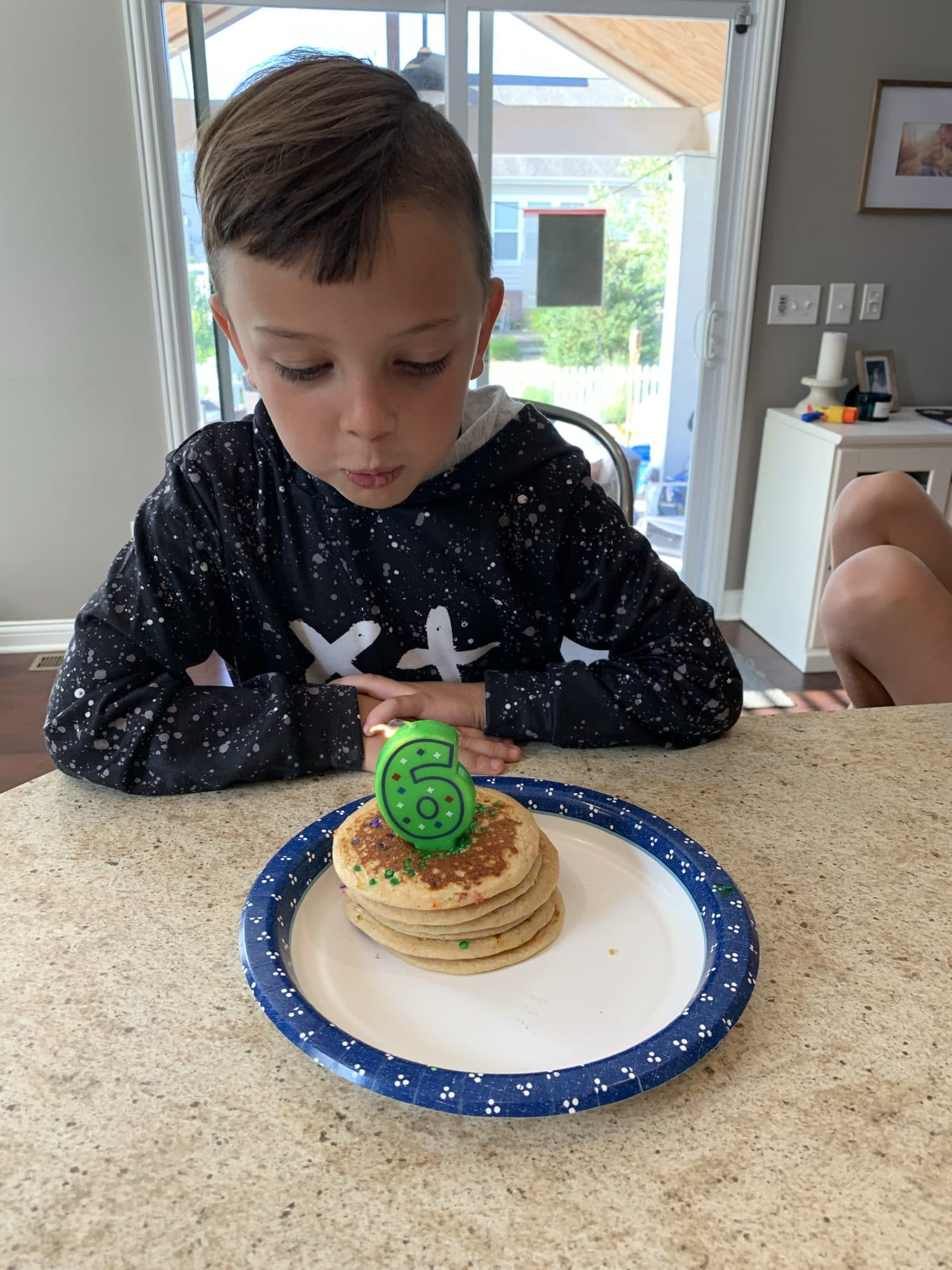 6th Birthday, Lincoln Wey, Stilettos and Diapers