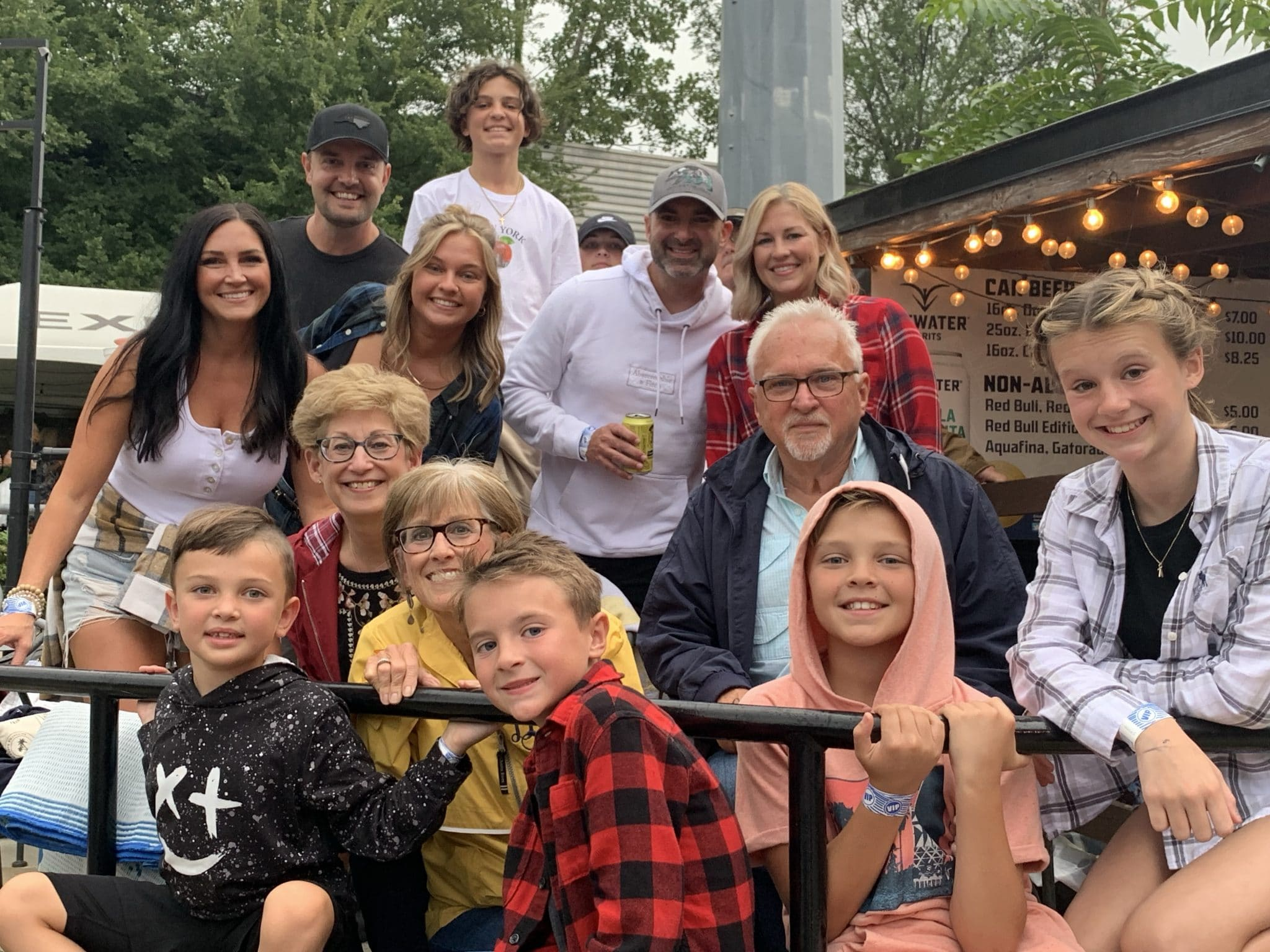 Lady A Concert, Stilettos and Diapers, family time, extended family, Columbus, Ohio