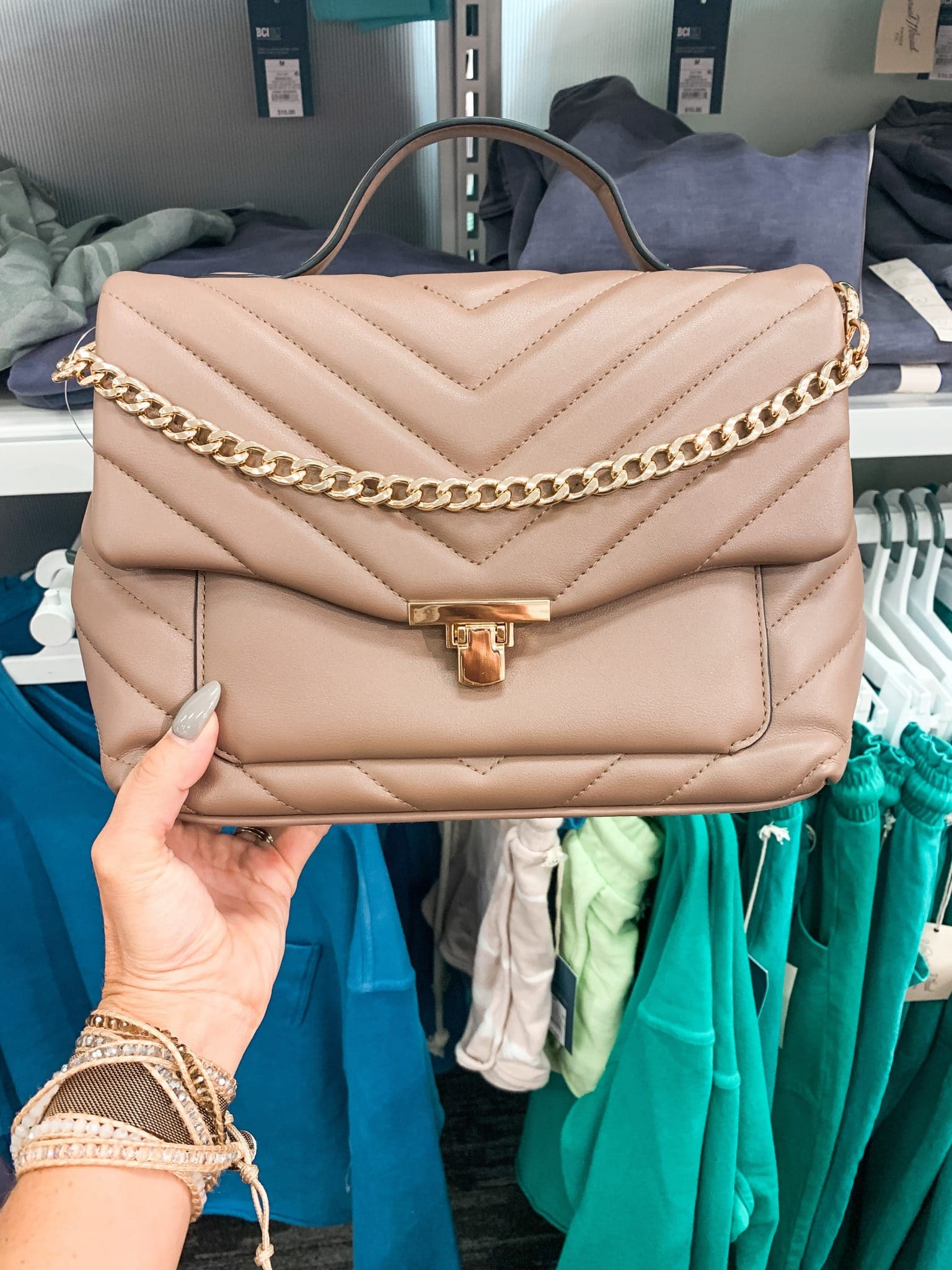 Quilted Purse, Target Fall Haul, Best Target finds, Stilettos and Diapers