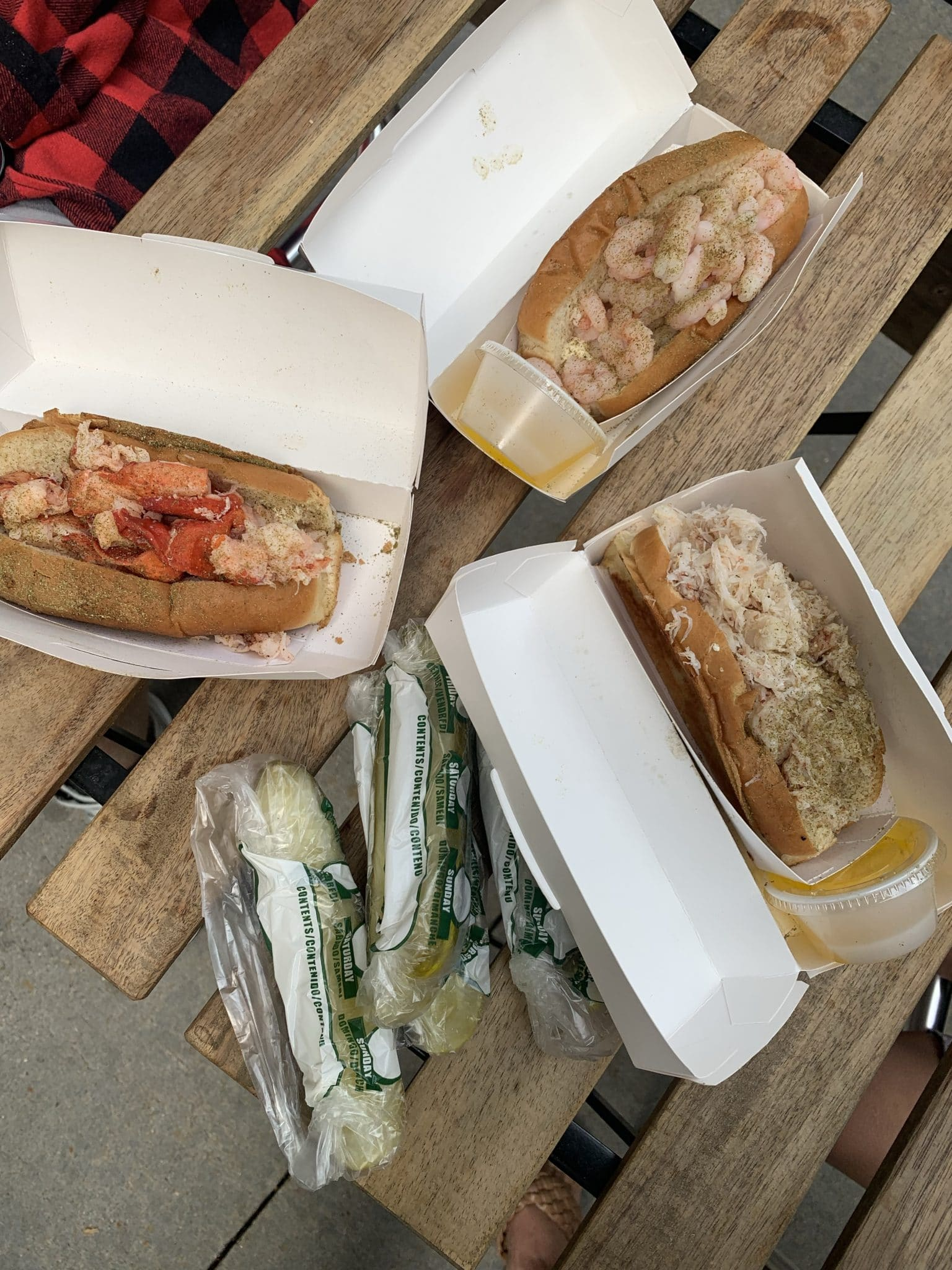 Lukes Lobster, Chicago Eats, Family travel, Stilettos and Diapers