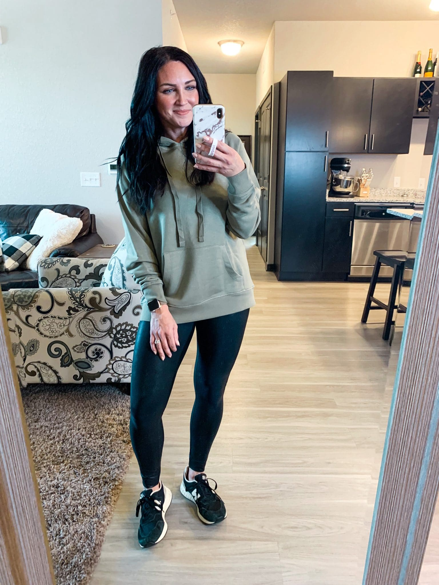Oversized hoodie sweatshirt,Fall amazon fashion, #founditonamazon, Stilettos and Diapers